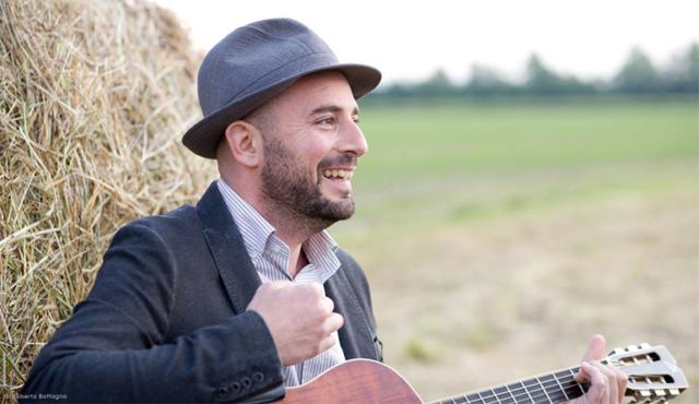 Davide Peron: «È la montagna che ispira la mia musica»